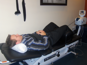 Triton Decompression System at Mudryk Family Chiropractic
